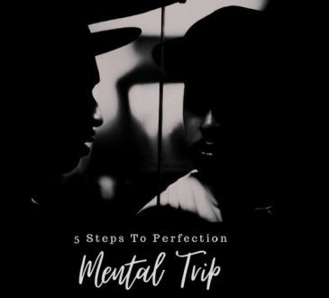 Mental Trip Mini Album 5 Steps To Perfection
